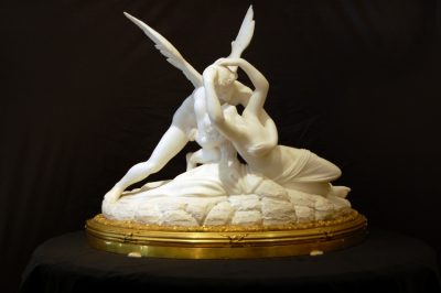 Marble Venus and Cupid
