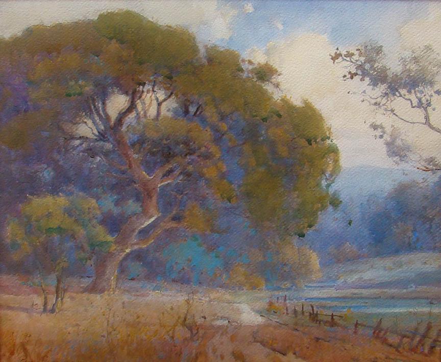 Gray – Large Oak 16×19 8040 Frameless Large