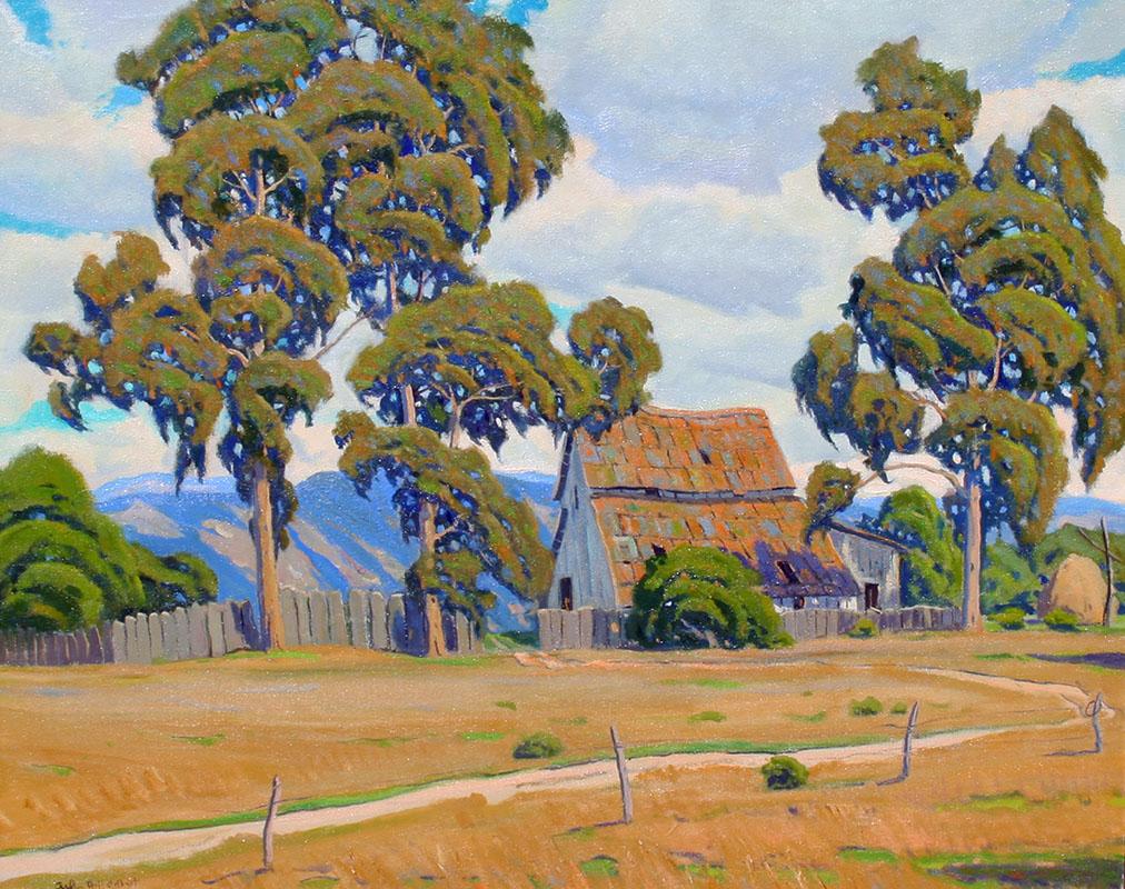 Gilbert – Tall Trees 24×30 8049