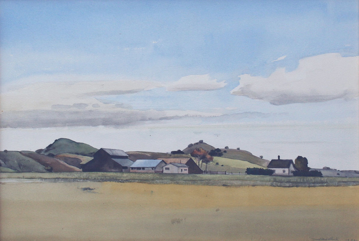 Sheets – California Farm 14×19 8038