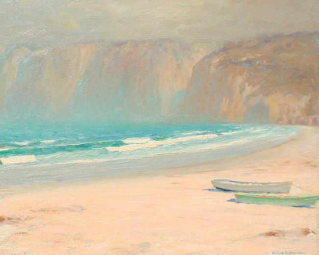 Mitchell – The Cliffs at La Jolla 16×20 8255 Frameless